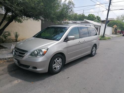 Imagen 1 de 3 de Honda Odyssey 2006 3.5 Exl Minivan Cd Qc At