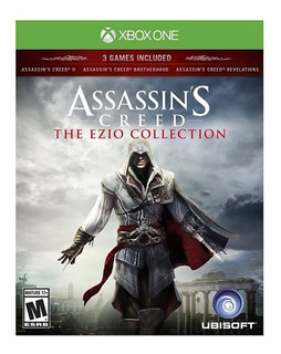 Assassins Creed The Ezio Collection Xbox One Nuevo Sellado