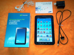 Telefono Tableta Samsung Galaxy 8 + Base + Teclado + Msd64gb