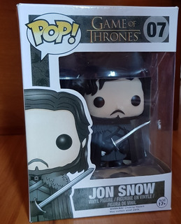 Figura Funko Pop Game Of Thrones - Jon Snow 07
