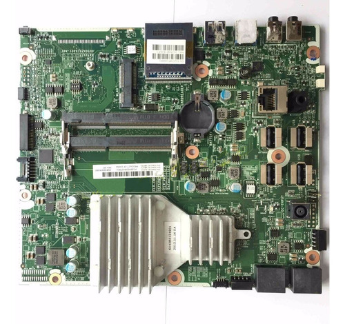 Motherboard Hp 18 2033la All In One Pc. Parte 698416-001