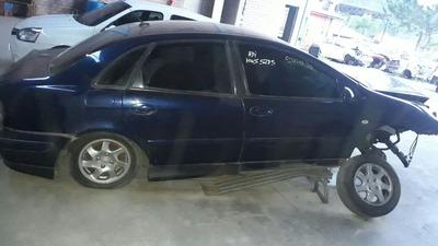 Sucata Citroen C5 2.0 Gasolina 2002 Rs Caí Peças