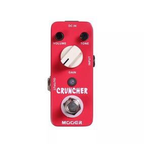 Pedal Mooer Cruncher - Distortion