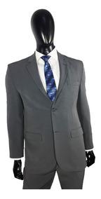 Ternos Masculino Com Elastano Azul Royal, Verde E Cinza.