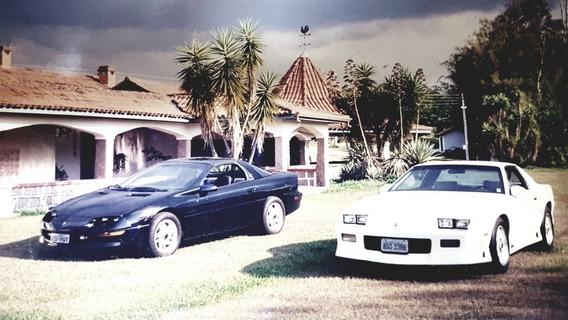 Chevrolet Camaro Rs E Z28