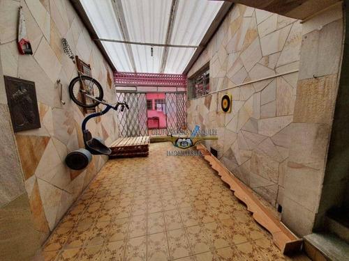 Imagem 1 de 30 de Sobrado Com 2 Dormitórios À Venda, 120 M² Por R$ 690.000,00 - Catumbi - São Paulo/sp - So1618