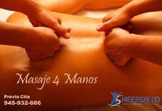 Masajes A 4 Manos