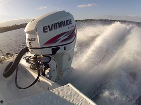 Motor De Popa Evinrude E-tec 115 Hp Okm Miami Nautica