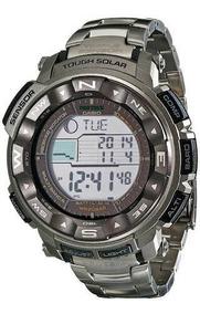 Relógio Casio Protrek Titanium Prw2500t-7cr