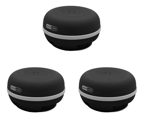 Kit 3 Caixa De Som Portátil Bluetooth 3w B03 Revenda