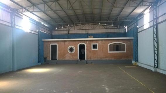 Barracão Em Parque Industrial, Araçatuba/sp De 312m² À Venda Por R$ 450.000,00 - Ba81750