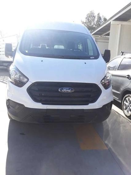 Ford Transit Pasajeros Larga Diesel A/a