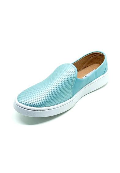 Sapatos Femininos Slip On Slipper Cores Dani K