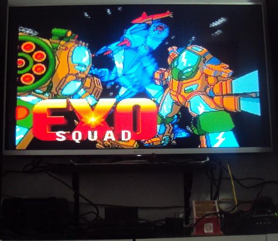 Exo Squad Original Tec Toy - Sem Label - Funcionando