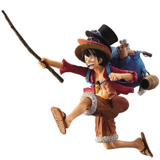 One Piece Luffy Produced By Enthusiasts (original) Banpresto
