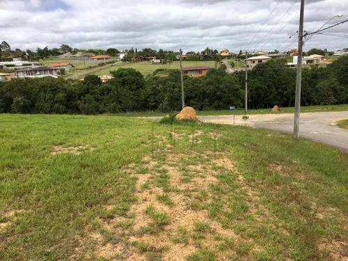 Terreno À Venda, 834 M² Por R$ 105.000,00 - Condomínio Village Serra - Araçoiaba Da Serra/sp - Te1246