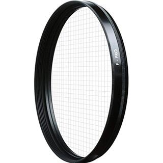 B W 49mm 4x Filtro De Cristal Pantalla Cruzada