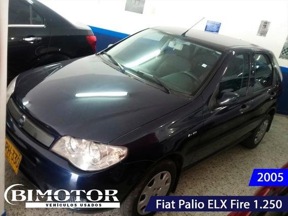 Fiat Palio Exl Fire 16v 1.25 Modelo 2005