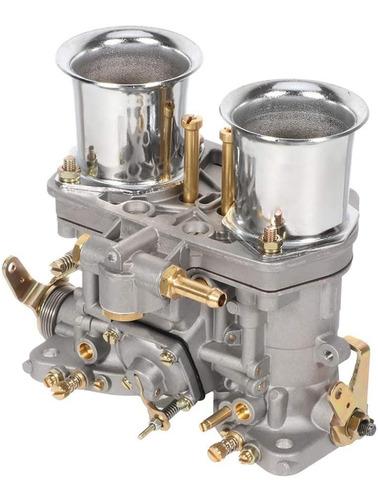 Carburador Idf 44 44 Tipo Weber Con Trompeta