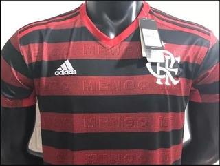 Camisa Flamengo Mengão 2019 - Importada Entrega Imediata