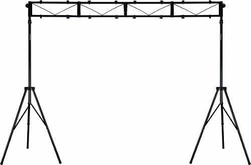 Pedestal Trelica Iluminacao Dj Trave Gol 3 Metros Linha Prof