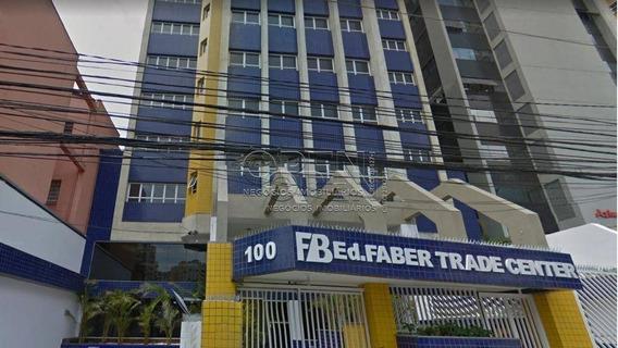 Sala Para Alugar, 34 M² Por R$ 1.000,00/mês - Centro - Santo André/sp - Sa0829