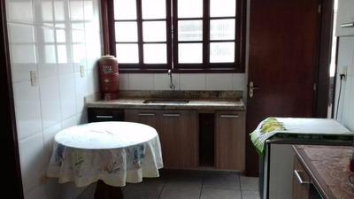 Casa Em Esplanada Dos Barreiros, São Vicente/sp De 91m² 3 Quartos À Venda Por R$ 243.000,00 - Ca151011