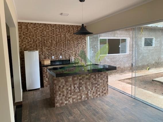 Casa Em Atibaia Em Condomínio Fechado 698mil - 997