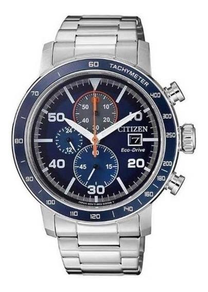 Relógio Citizen Masculino Prata Tz31187f