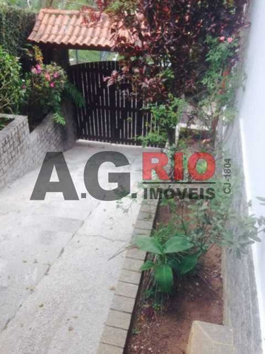 Casa De Rua-à Venda-vila Valqueire-rio De Janeiro - Agv72801