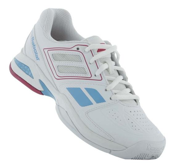Zapatos Para Jugar Tenis Niña Babolat Propulse Team Bpm Indo
