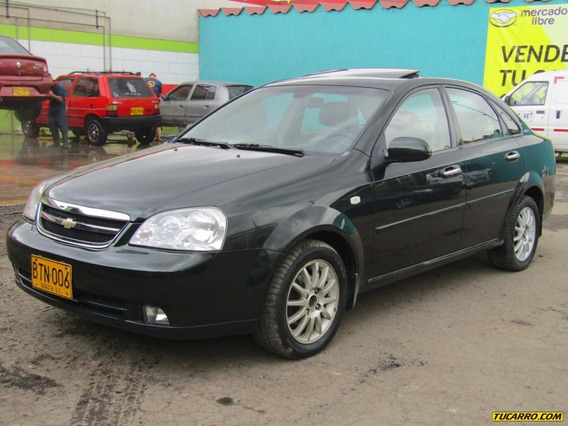 Chevrolet Optra Limited 1.8 At Tc