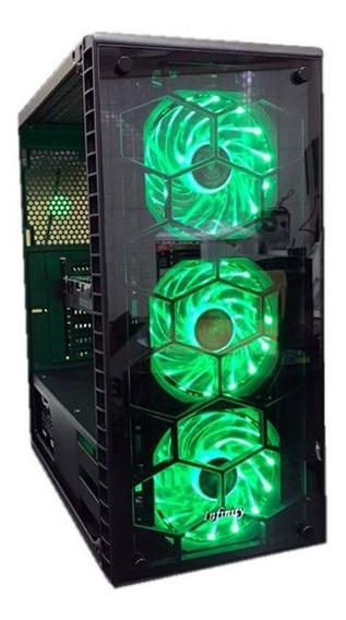 Pc Gamer Bravus Core I7 Gtx 1650 Ti 16gb Hd 1tb + Ssd 160gb