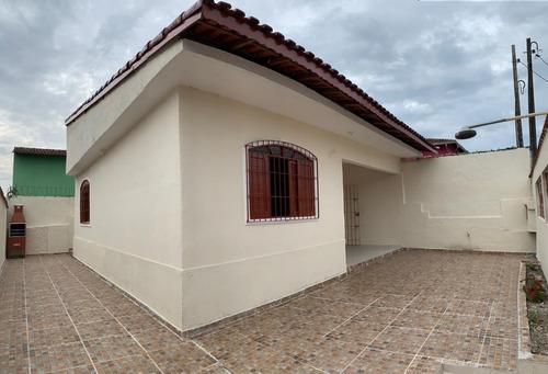 Imagem 1 de 10 de Casa A Venda Em Mongaguá