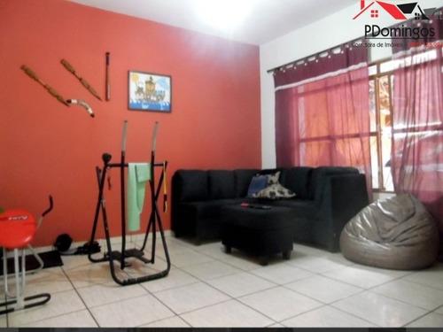 Imagem 1 de 30 de Casa À Venda Em Jardim São Domingos - Ca000181