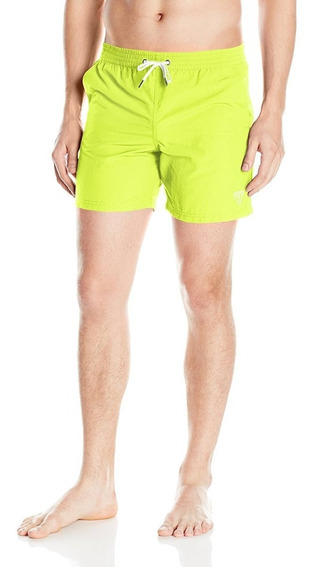 Guess - Traje De Baño Short Boardshort Bañador Hombre