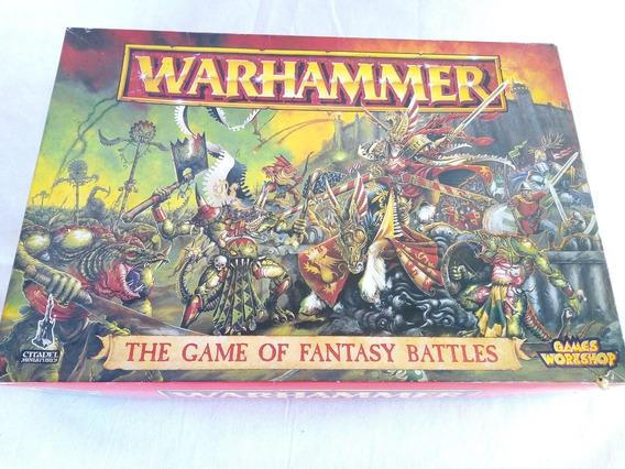 Jogo Warhammer Games Workshop ( Incompleto Peças)