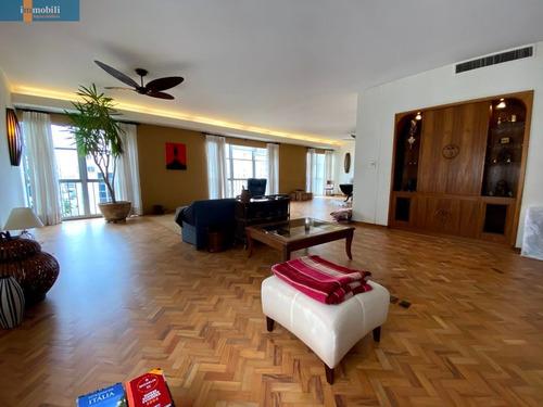Apartamento Higienópolis - Pc102225