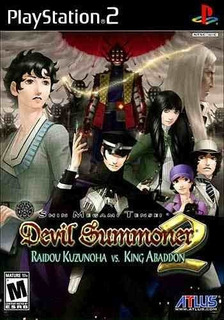 Devil Summoner 2 - Ps2 Patch +1 Brind