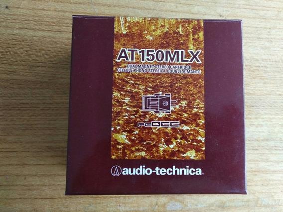 Audio Technica At150 Mlx Mm Capsula E Agulha Made In Japan