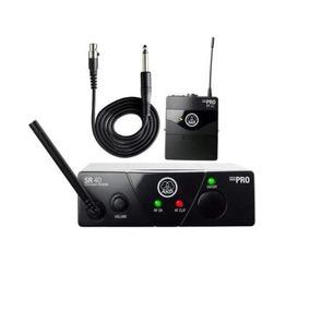 Transmissor Akg Wms40 Us25a Sistema Wireless Mini Instrument
