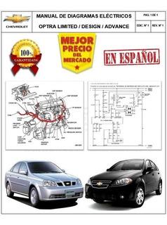 Manual Diagramas Electricos Optra Limited Desing Y Advance