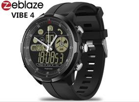 Relógio Masculino Zeblaze Vibe 4 Smartwatch Ip68 Promoção