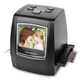 Conversor Scanner Digital Fotos Negativo 35mm Filme E Slides