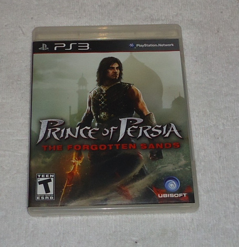 Prince Of Persia The Forgotten Ps3 ** Leia