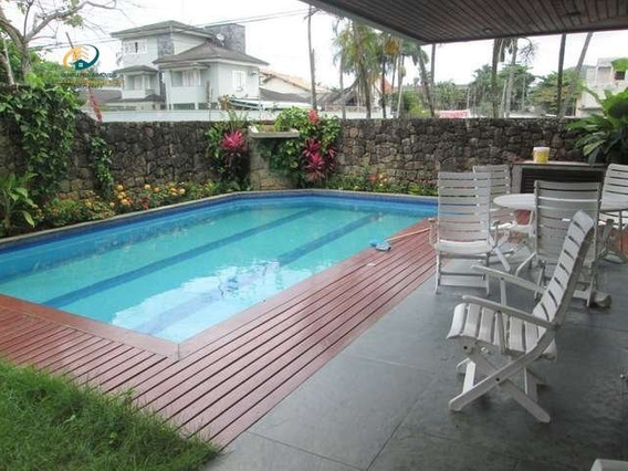 Casa Para Alugar No Bairro Enseada Em Guarujá - Sp. - Enl01-3