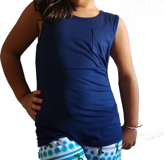 Kit 3 Blusas Femininas Carter
