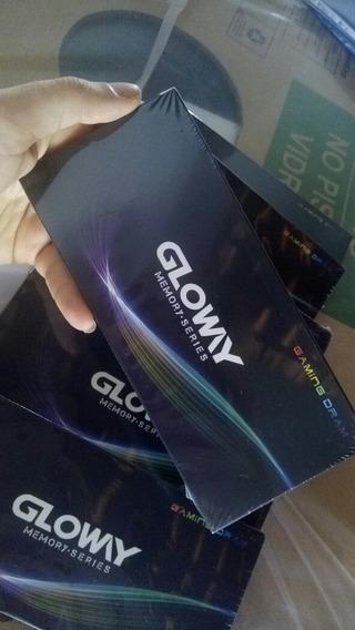 Kit Com 2 Memórias Ddr4 8gb 2666mhz Gloway