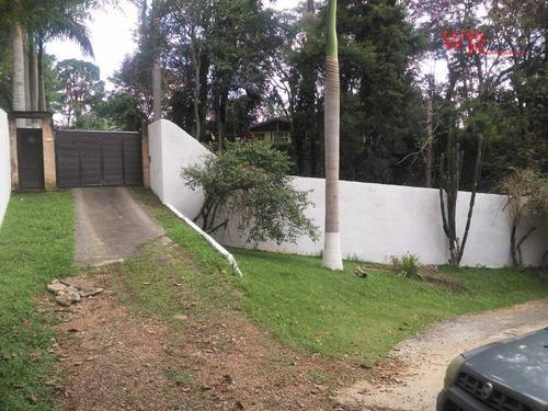 Chácara Com 5 Dormitórios À Venda, 5500 M² Por R$ 765.000,00 - Rio Grande - São Bernardo Do Campo/sp - Ch0043