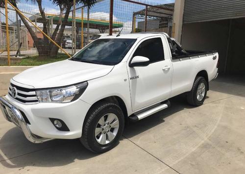 Toyota Hilux 2.8 Tdi Std Cab. Simples 4x4